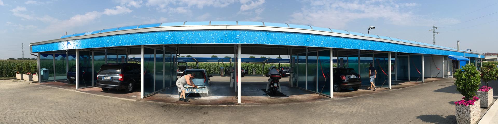 Autolavaggio Nichelino | Delfino Car Wash